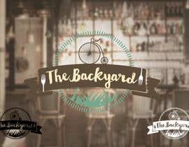 """Nro 30 kilpailuun Diseñar un logotipo para Restaurant Café """"The Backyard"""" käyttäjältä AngelikAllegri"""