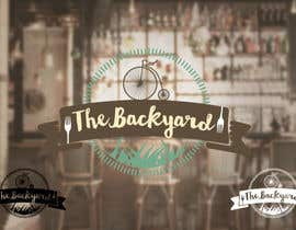 "#30 untuk Diseñar un logotipo para Restaurant Café ""The Backyard"" oleh AngelikAllegri"
