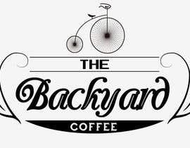 """Nro 38 kilpailuun Diseñar un logotipo para Restaurant Café """"The Backyard"""" käyttäjältä Orne182"""