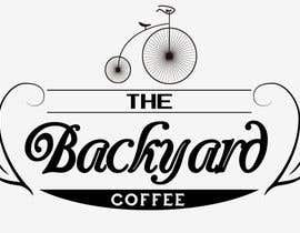 "#38 untuk Diseñar un logotipo para Restaurant Café ""The Backyard"" oleh Orne182"