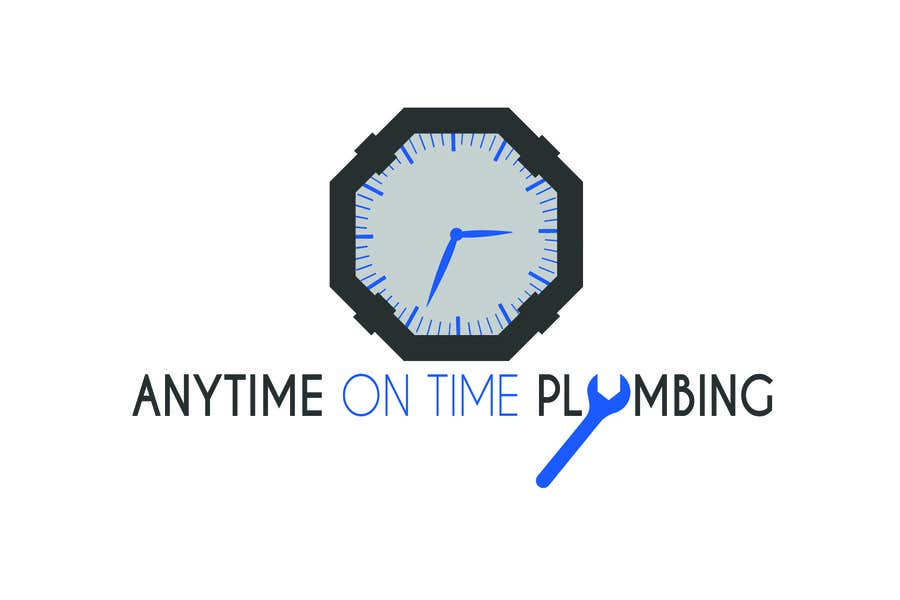 Inscrição nº 10 do Concurso para Design a Logo for Anytime On Time Plumbing