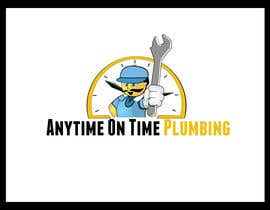 #35 for Design a Logo for Anytime On Time Plumbing af a25126631