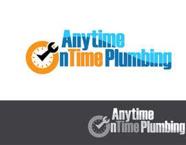 MyPrints tarafından Design a Logo for Anytime On Time Plumbing için no 20