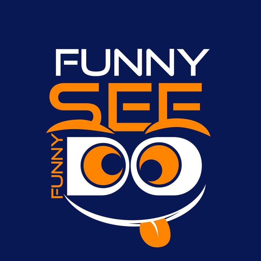 Kilpailutyö #41 kilpailussa Design a Logo for FunnySeeFunnyDo.com