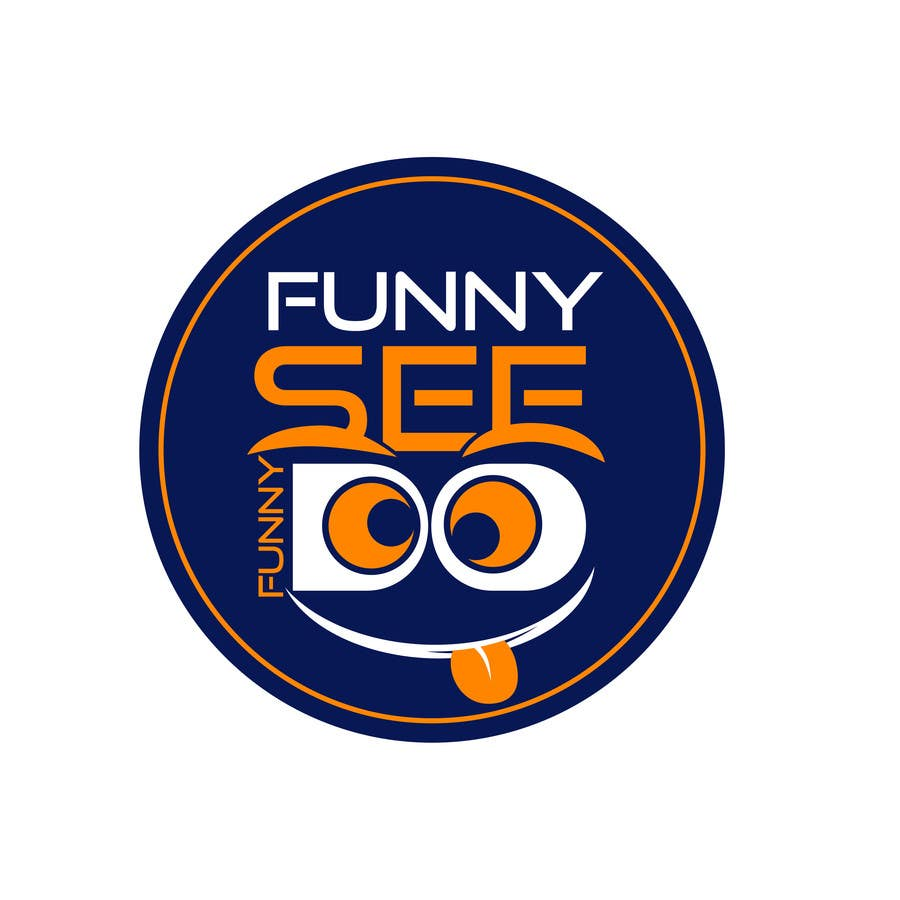Kilpailutyö #43 kilpailussa Design a Logo for FunnySeeFunnyDo.com