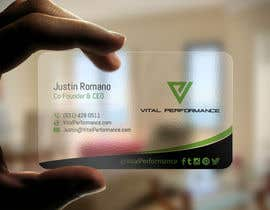 #39 cho Design some Business Cards for Vital Performance bởi imtiazmahmud80