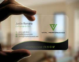 #40 cho Design some Business Cards for Vital Performance bởi imtiazmahmud80