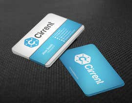 #98 untuk Design some Business Cards for Cirrent.co oleh imtiazmahmud80