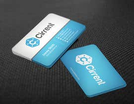 #105 untuk Design some Business Cards for Cirrent.co oleh imtiazmahmud80
