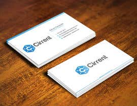 #74 untuk Design some Business Cards for Cirrent.co oleh gohardecent