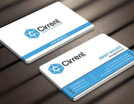 #125 untuk Design some Business Cards for Cirrent.co oleh Derard