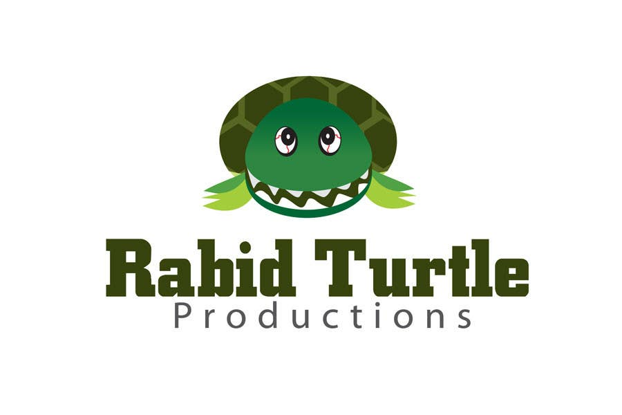 Contest Entry #                                        113                                      for                                         Logo Design for Rabid Turtle Productions