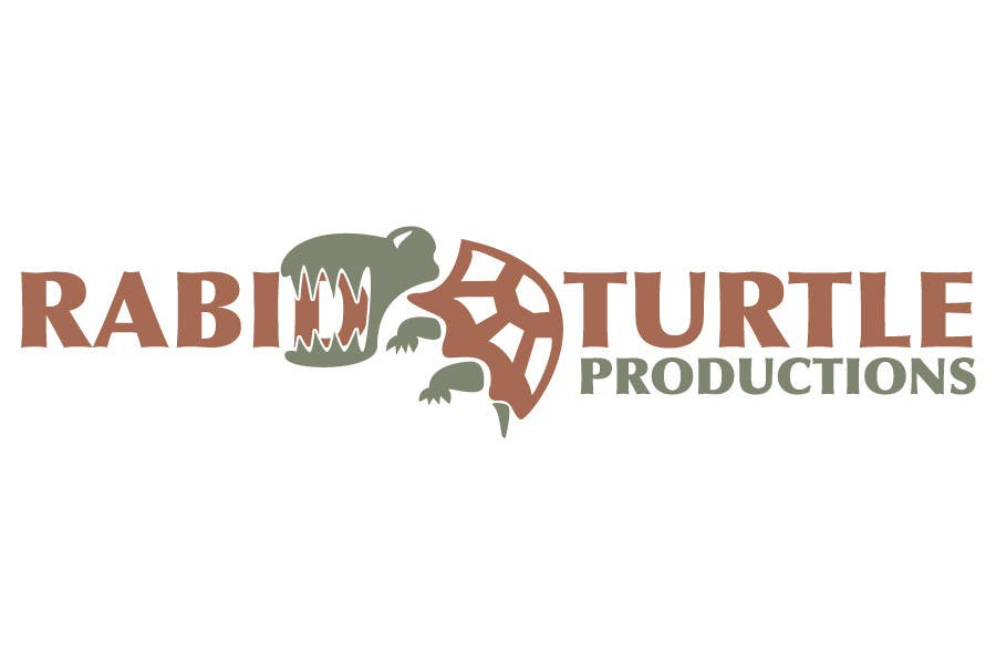 Contest Entry #26 for Logo Design for Rabid Turtle Productions
