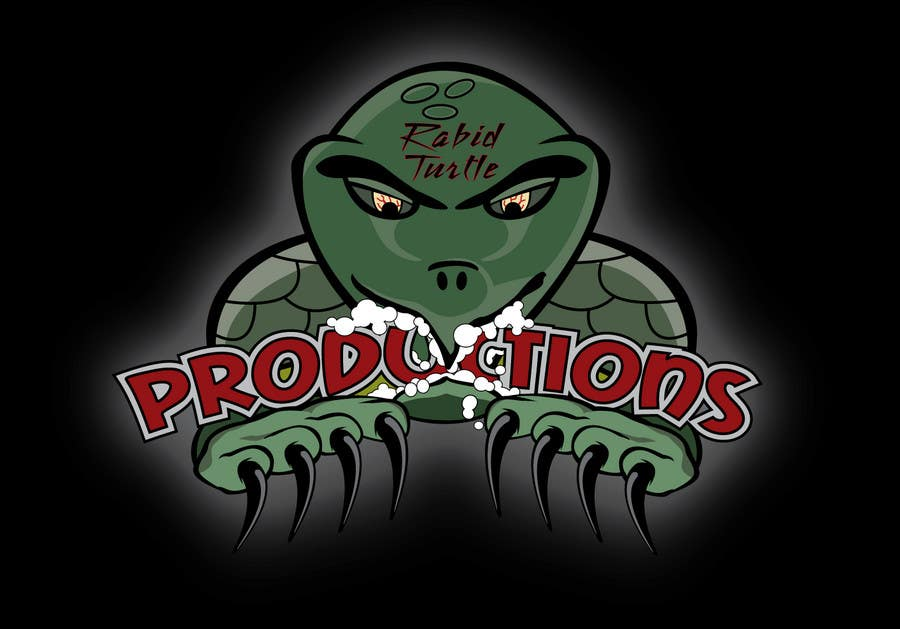 Contest Entry #                                        39                                      for                                         Logo Design for Rabid Turtle Productions