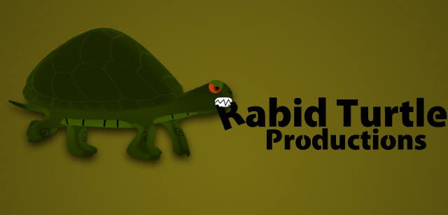 Contest Entry #                                        64                                      for                                         Logo Design for Rabid Turtle Productions