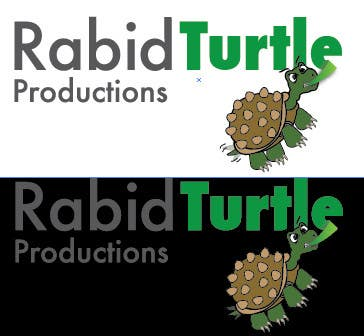 Contest Entry #                                        140                                      for                                         Logo Design for Rabid Turtle Productions