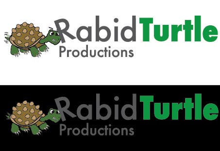 Contest Entry #                                        139                                      for                                         Logo Design for Rabid Turtle Productions