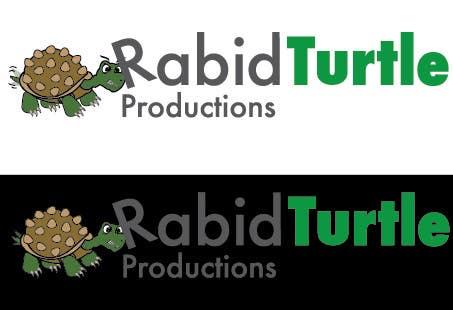 Inscrição nº 139 do Concurso para Logo Design for Rabid Turtle Productions