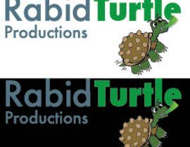 #143 for Logo Design for Rabid Turtle Productions av LynnN