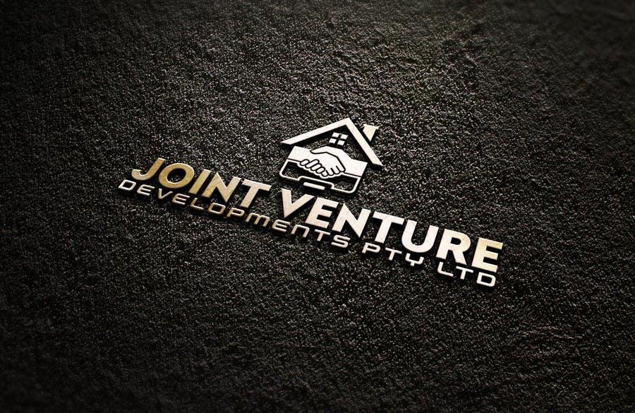 Kilpailutyö #45 kilpailussa Design a Logo for Joint Venture Developments Pty ltd