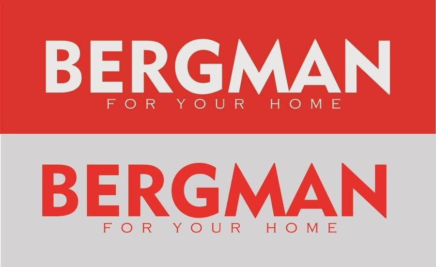 Bài tham dự cuộc thi #5 cho Logo design for BERGMAN MEDICARE