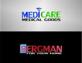 #30 for Logo design for BERGMAN MEDICARE by ghilesamiche