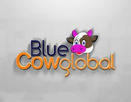 "indunil29 tarafından Design a Logo for our ""Blue Cow Global"" için no 139"