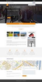 Nro 13 kilpailuun Design a webpage! käyttäjältä ankisethiya