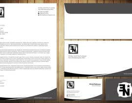 smshahinhossen tarafından Design some Stationery for East Nations için no 38