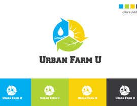 #87 for Develop a Corporate Identity for Urban Farm U af mariadesign78