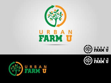 #79 untuk Develop a Corporate Identity for Urban Farm U oleh affineer