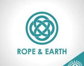 #33 untuk Business Logo design for Rope & Earth oleh Hayesnch