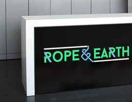 #44 para Business Logo design for Rope & Earth por hardikYOLO