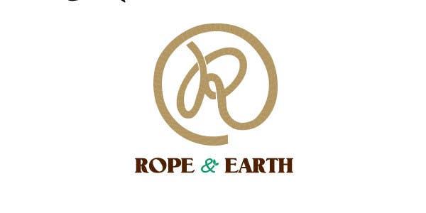 Kilpailutyö #40 kilpailussa Business Logo design for Rope & Earth