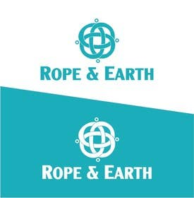 #54 untuk Business Logo design for Rope & Earth oleh rajsrijan