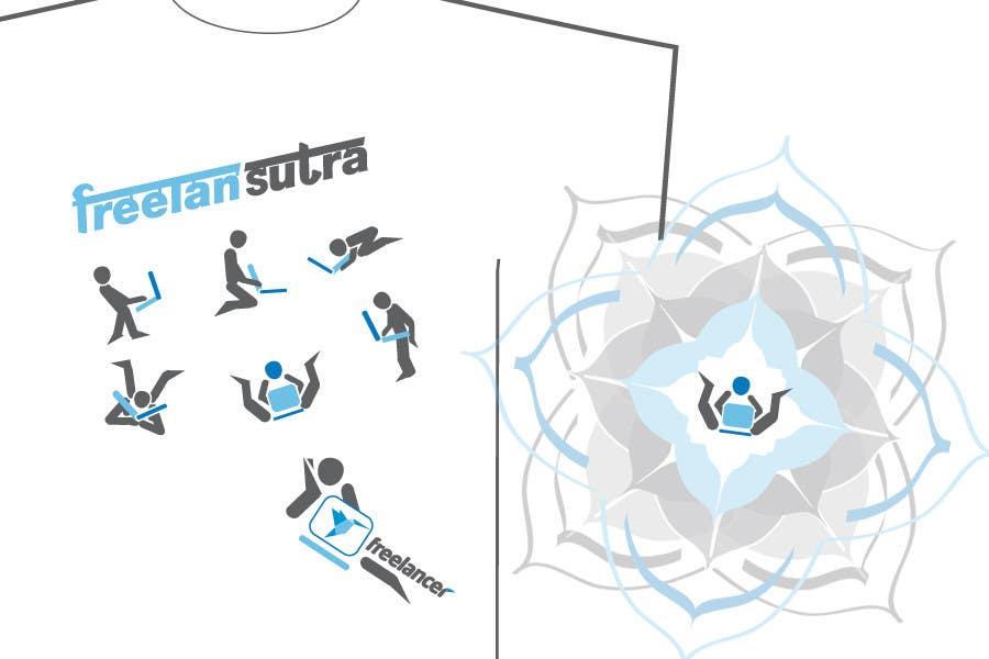 Proposta in Concorso #                                        96                                      per                                         T-shirt Re-design for Freelancer.com