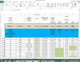 #11 for Do some Excel Work for Company to manage inventory -- 2 af ehabmuslim
