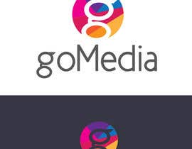 #66 for Design a logo for GoMedia.rocks af manuel0827