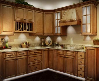 #15 cho Adding lighting effects to kitchen cabinets bởi lavdas215