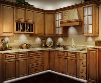 Nro 15 kilpailuun Adding lighting effects to kitchen cabinets käyttäjältä lavdas215