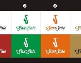 #39 cho Design a Logo for saxsale.com bởi designerfiroz95