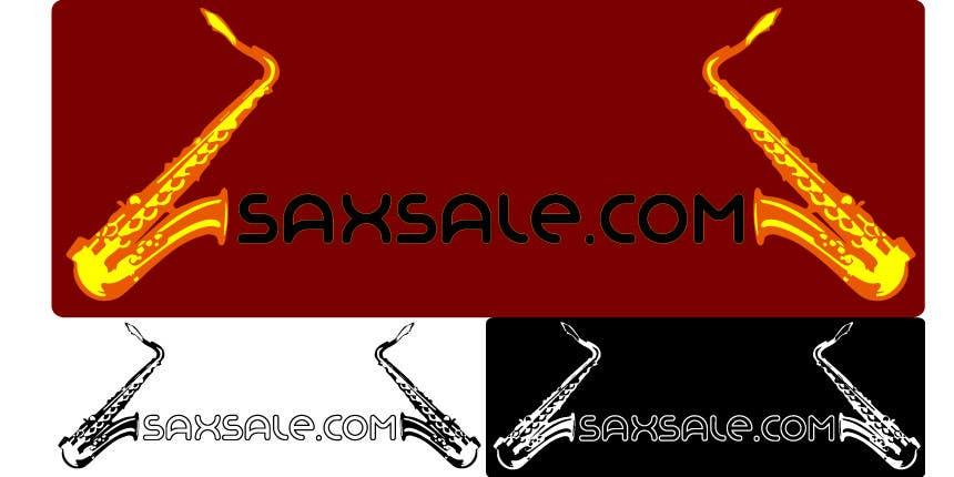 Konkurrenceindlæg #5 for Design a Logo for saxsale.com