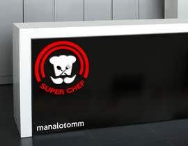 manalotomm tarafından Superchef Logo için no 25