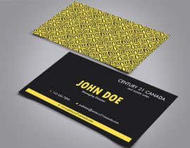 dinesh0805 tarafından Design a dynamic and modern Business Cards for a real estate salesperson için no 48
