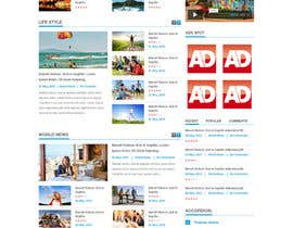 #13 for Magazine Websites by tuandng88