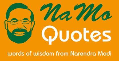 liliportfolio tarafından Design a Logo for www.NaMoQuotes.com için no 5