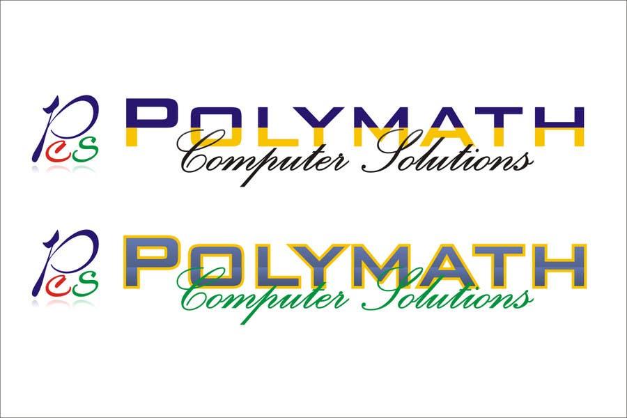 Конкурсная заявка №89 для Logo Design for Polymath Computer Solutions
