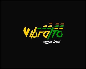 "Nro 31 kilpailuun Diseñar un logotipo para una banda musical de reggae "" VIBRALTO"" käyttäjältä alejandranhr"