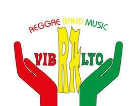"Nro 10 kilpailuun Diseñar un logotipo para una banda musical de reggae "" VIBRALTO"" käyttäjältä Dyrender"