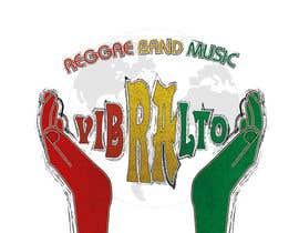 """#50 untuk Diseñar un logotipo para una banda musical de reggae """" VIBRALTO"""" oleh Dyrender"""